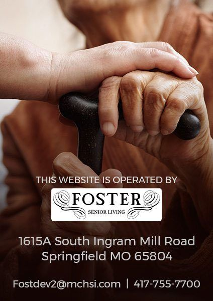 foster living ad